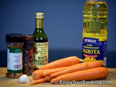 Korean Style Carrots Recipe: Step 1
