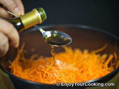 Korean Style Carrots Recipe: Step 5