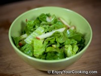 Apple, Sorrel and Lettuce Salad Recipe