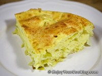 Cabbage Baked with Eggs Recipe