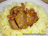 Recipe for Meat Stew with Beans
