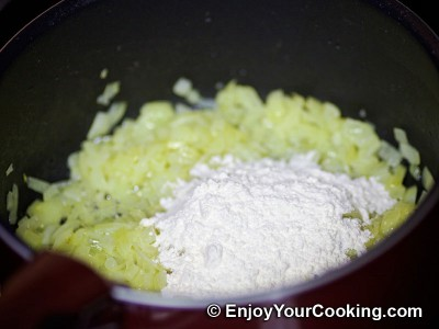Recipe for Scalloped Potatoes with Parmesan: Step 4