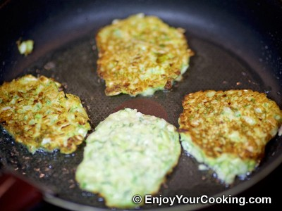 Recipe for Cabbage Pancakes: Step 13