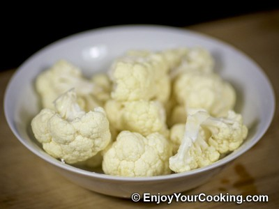 Recipe for Simple Cauliflower Puree: Step 2