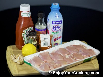 Spicy Chicken Skewers Recipe: Step 1