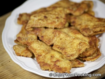 Recipe for Fried Pork Fingers: Step 9