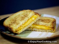 Recipe for Grilled Cheese Sandwich