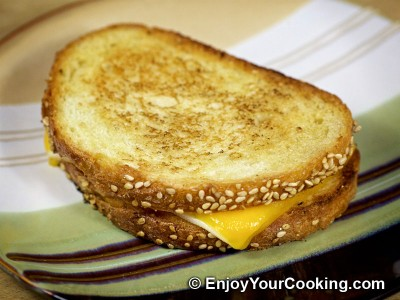 Grilled Cheese Sandwich Recipe: Step 10