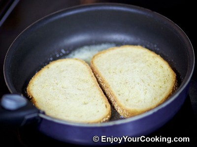 Grilled Cheese Sandwich Recipe: Step 3