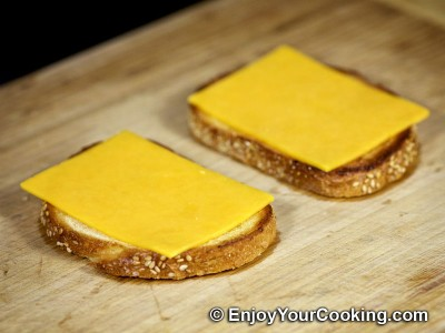 Grilled Cheese Sandwich Recipe: Step 5