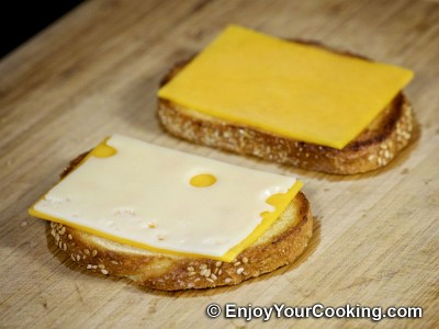 Grilled Cheese Sandwich Recipe: Step 6