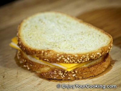 Grilled Cheese Sandwich Recipe: Step 7
