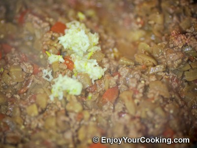 Meat Stuffed Eggplants Recipe: Step 13