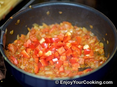 Meat Stuffed Eggplants Recipe: Step 7