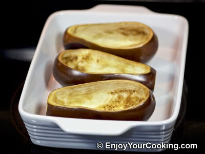 Meat Stuffed Eggplants Recipe: Step 9