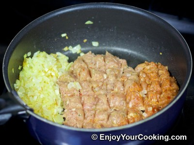 Italian Sausage Pasta Recipe: Step 5
