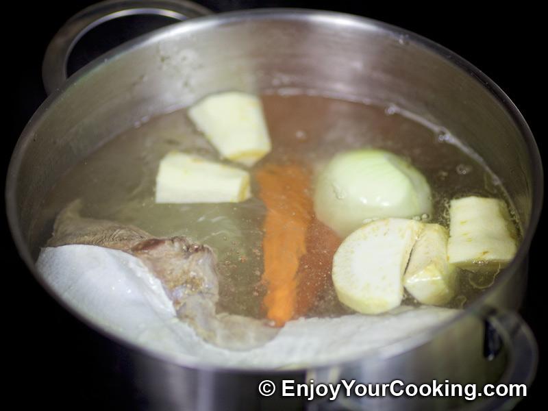 Язык отварной говяжий рецепт пошагово