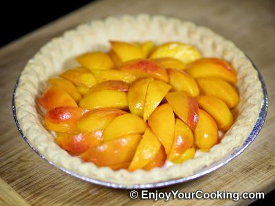 Fresh Peach Pie: Step 11