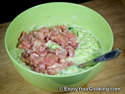Zucchini and Chicken Casserole: Step 11
