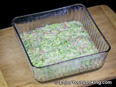 Zucchini and Chicken Casserole: Step 15