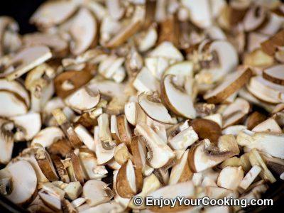 Немецкий охотничий соус с грибами: Шаг 7