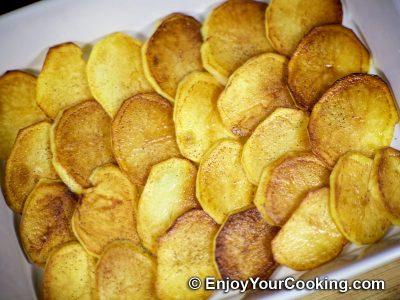 Beef Potato Mushroom Casserole: Step 10