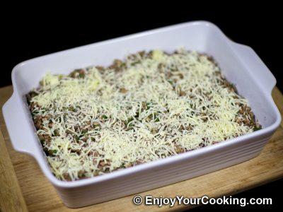Beef Potato Mushroom Casserole: Step 12