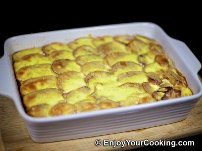 Beef Potato Mushroom Casserole: Step 15