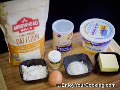 Oatmeal Cookies: Step 1