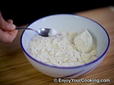 Oatmeal Cookies: Step 2