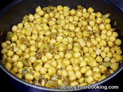 Chickpea Garam Masala: Step 7