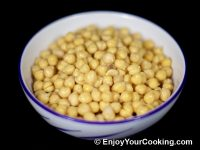 How to Boil Chickpeas