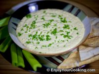 Homemade Chickpea Hummus