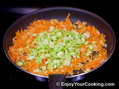 Broccoli Cheddar Soup: Step 4