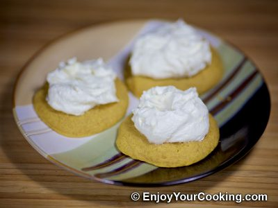 Pumpkin Cookies with Spices