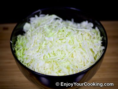 Cabbage with Prunes: Step 3